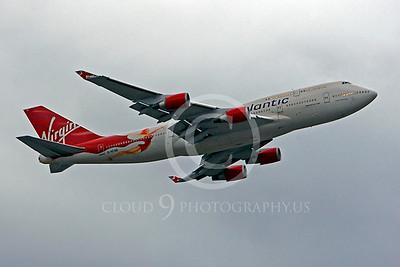 B747 00110 Boeing 747 Virgin Atlantic G-VFAB Lady Penelope by Peter J Mancus