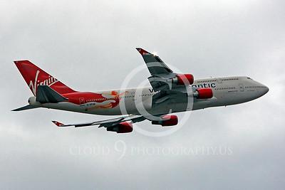 B747 00484 Boeing 747 Virgin Atlantic G-VFAB Lady Penelope by Peter J Mancus