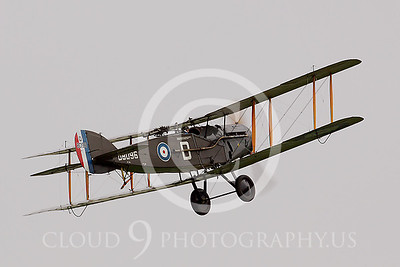 WWI-Bristol F2B Fighter 00004 British Royal Flying Corps by Tony Fairey