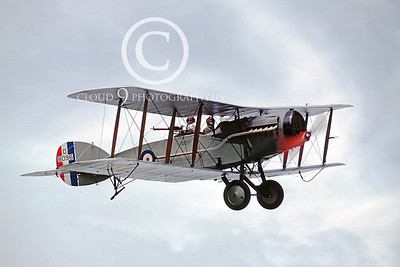 WWI-Bristol F2B Fighter BrisFit 00008 British Royal Flying Corps by S W D Wolf