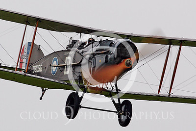 WWI-Bristol F2B Fighter 00022 British Royal Flying Corps by Tony Fairey