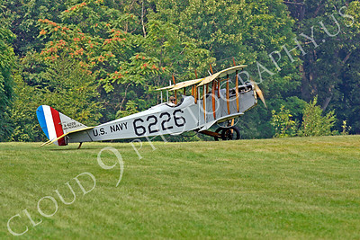 WWI - Curtiss Jenny 00013 Curtiss Jenny US World War I biplane trainer warbird by Peter J Mancus