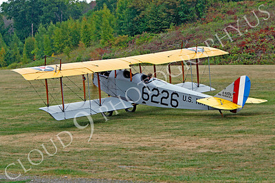 WWI - Curtiss Jenny 00004 Curtiss Jenny by Peter J Mancus