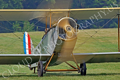WWI - Curtiss Jenny 00018 Curtiss Jenny US World War I biplane trainer warbird by Peter J Mancus