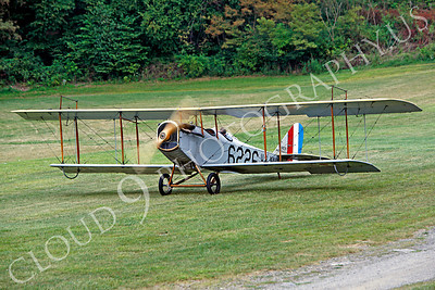 WWI - Curtiss Jenny 00010 Curtiss Jenny by Peter J Mancus