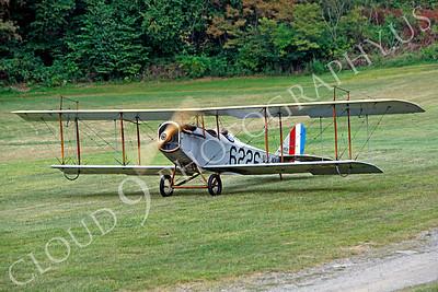 WWI - Curtiss Jenny 00010 Curtiss Jenny by Peter J Mancus