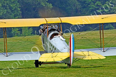 WWI - Curtiss Jenny 00012 Curtiss Jenny US World War I biplane trainer warbird by Peter J Mancus