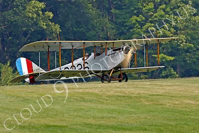 WWI - Curtiss Jenny 00021 Curtiss Jenny US World War I biplane trainer warbird by Peter J Mancus