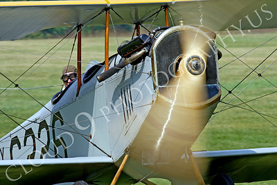 WWI - Curtiss Jenny 00015 Curtiss Jenny US World War I biplane trainer warbird by Peter J Mancus