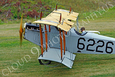 WWI - Curtiss Jenny 00003 Curtiss Jenny by Peter J Mancus