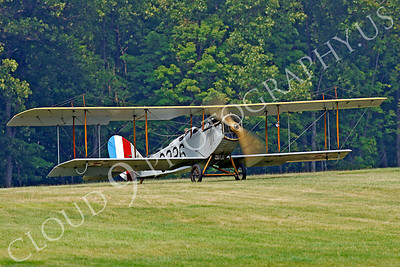 WWI - Curtiss Jenny 00017 Curtiss Jenny US World War I biplane trainer warbird by Peter J Mancus