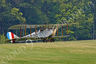 WWI - Curtiss Jenny 00014 Curtiss Jenny US World War I biplane trainer warbird by Peter J Mancus