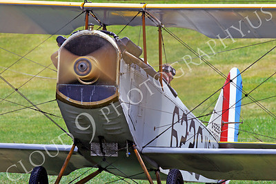WWI - Curtiss Jenny 00011 Curtiss Jenny US World War I biplane trainer warbird by Peter J Mancus