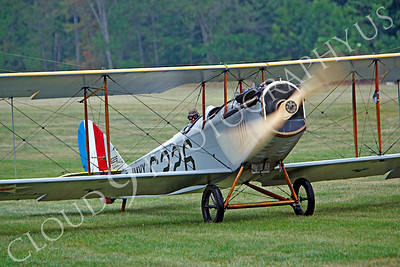 WWI - Curtiss Jenny 00005 Curtiss Jenny by Peter J Mancus