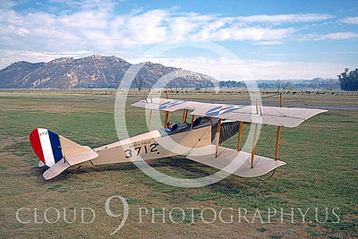 WW1-Curtiss Jenny 00001 Curtiss Jenny Rubidouix, Calif Feb 1981 by Peter J Mancus