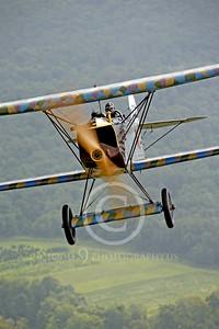 FOKKER D-VII 00034 by Peter J Mancus