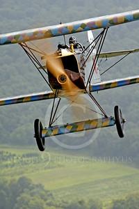 FOKKER D-VII 00070 by Peter J Mancus