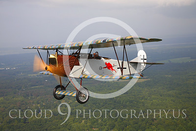 WWI-Fokker D-VII 00002 German by Peter J Mancus