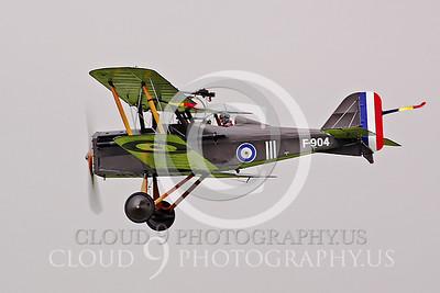 WWI-Royal Aircraft Factory SE5a 00002 British Royal Flying Corps by Tony Fairey