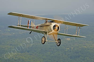 SPAD VII 00142 by Peter J Mancus