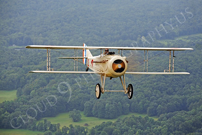 SPAD VII 00122 by Peter J Mancus