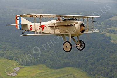 SPAD VII 00132 by Peter J Mancus