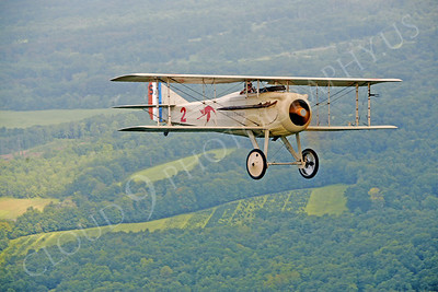 SPAD VII 00138 by Peter J Mancus