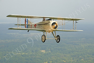 SPAD VII 00136 by Peter J Mancus