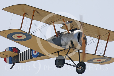 WWI-Sopwith Camel 00074 British Royal Flying Corps Sopwith Camel by Peter J Mancus