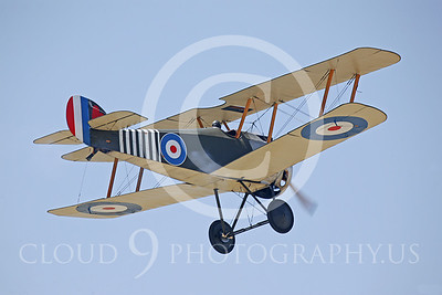 WWI-Sopwith Camel 00008 British Royal Flying Corps Sopwith Camel by Peter J Mancus