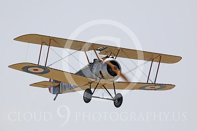 WWI-Sopwith Camel 00058 British Royal Flying Corps Sopwith Camel by Peter J Mancus