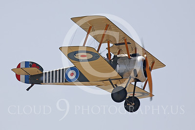 WWI-Sopwith Camel 00050 British Royal Flying Corps Sopwith Camel by Peter J Mancus
