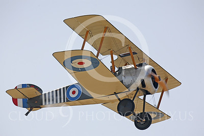 WWI-Sopwith Camel 00062 British Royal Flying Corps Sopwith Camel by Peter J Mancus