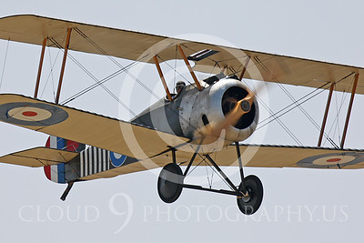 WWI-Sopwith Camel 00036 British Royal Flying Corps Sopwith Camel by Peter J Mancus