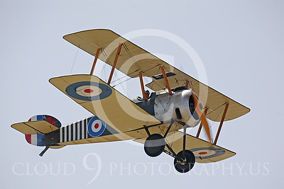 WWI-Sopwith Camel 00012 British Royal Flying Corps Sopwith Camel by Peter J Mancus
