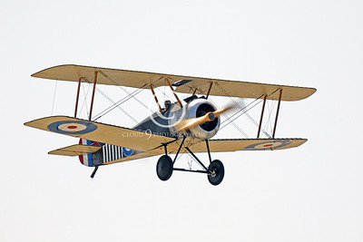 WWI-Sophwith Camel 00002 British Royal Flying Corps by Peter J Mancus