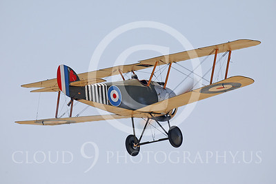 WWI-Sopwith Camel 00010 British Royal Flying Corps Sopwith Camel by Peter J Mancus