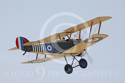 WWI-Sopwith Camel 00082 British Royal Flying Corps Sopwith Camel by Peter J Mancus