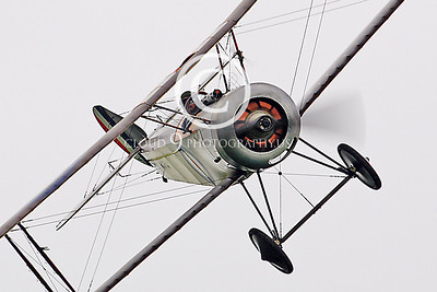 WWI-Sopwith Pup 00004 British Royal Flying Corps by Tony Fairey