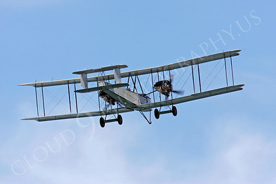 WWIR - Vickers Vimy FB27 00020 by Peter J Mancus