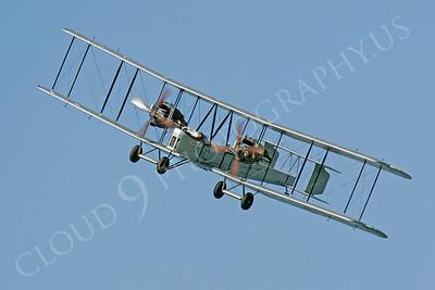 WWIR - Vickers Vimy FB27 00028 by Peter J Mancus