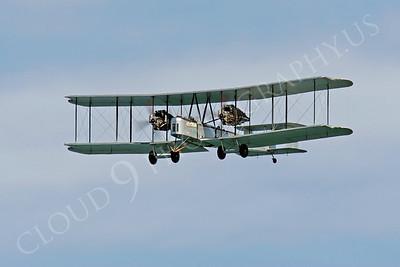 WWIR - Vickers Vimy FB27 00022 by Peter J Mancus