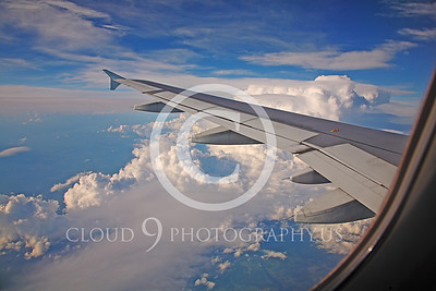 A320P 00020 Airbus A320 wing by Peter J Mancus