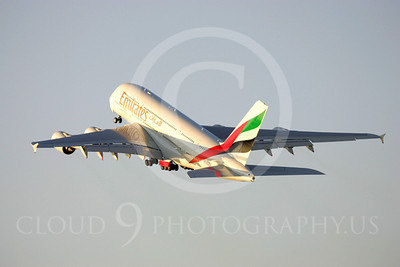 A380 00026 Airbus A380 Emirates by Paul Ridgway