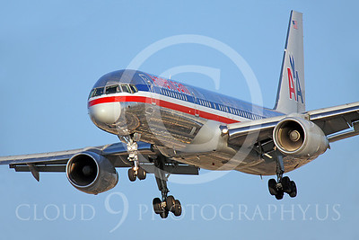B757-ALP 00002 Boeing 757 American airlines by Peter J Mancus
