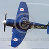 WB-Sea Fury 00058 A flying blue Hawker Sea Fury fighter Austrailian Navy warbird picture by Stephen W  D  Wolf