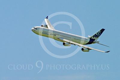 ALPJP-A340 00008 Airbus A340--300 F-WWAI by Stephen W D Wolf