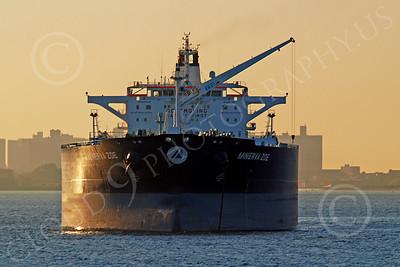 CCS 00018 Civilian cargo ship MINERVA ZOE, by John G  Lomba