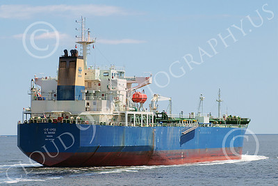 COTS 00026 Civilian oil tanker ship DL NAVIG8, Panama, by John G Lomba