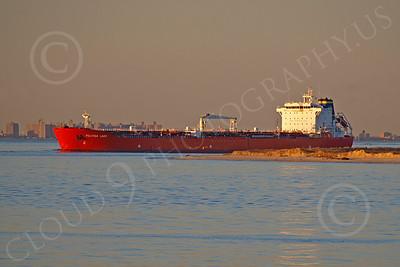 COTS 00005 Civilian oil tanker POLISTA LADY, by John G  Lomba